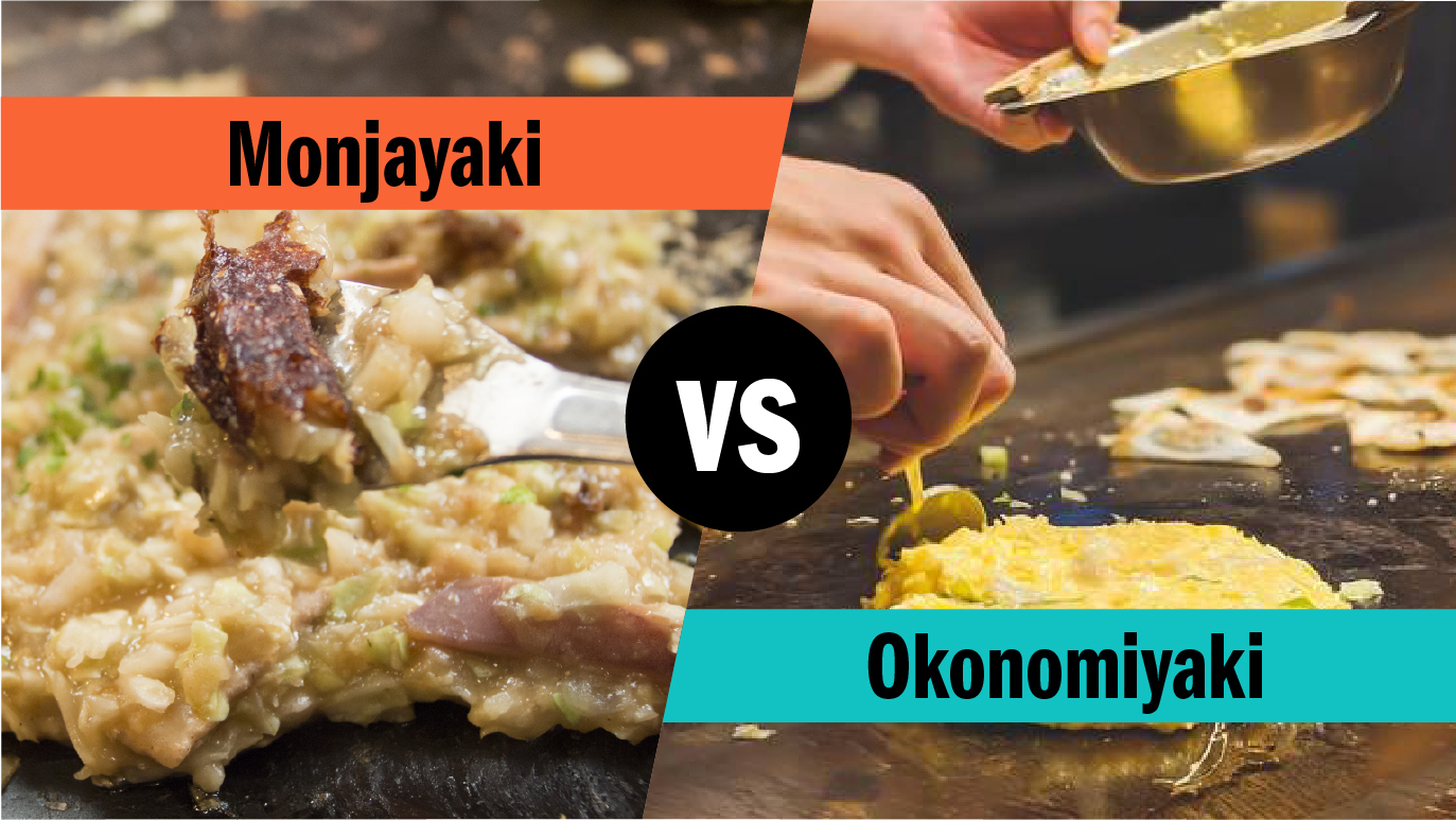 Kanto vs Kansai