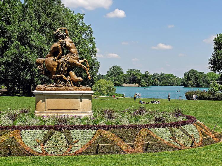 Se balader à la Tête d'Or, le plus grand parc urbain français