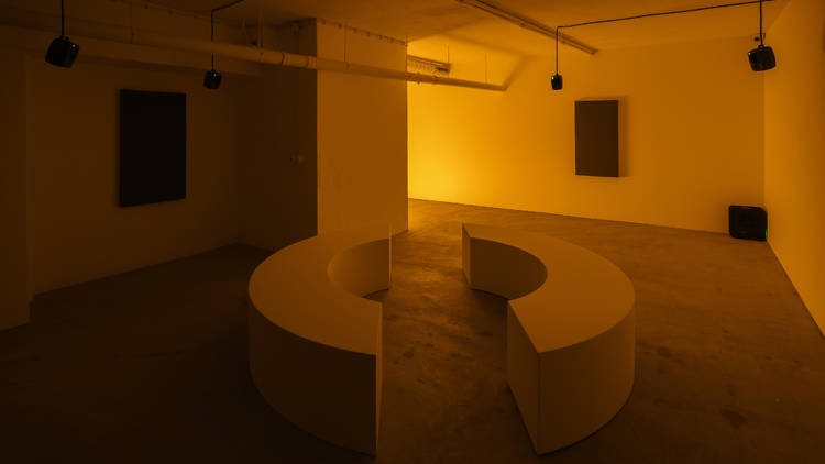 'Overlay' de Diana Policarpo na Lehmann + Silva