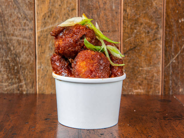 Patty & Bun reveals its confit chicken wing recipe