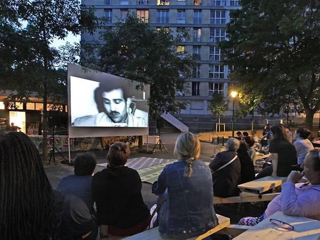 Le 20e accueille un festival de ciné en plein air et gratuit !