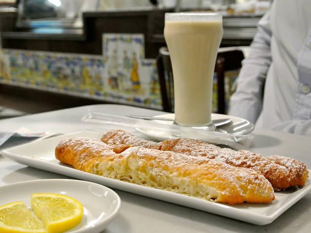 Les 5 millors orxateries de Barcelona