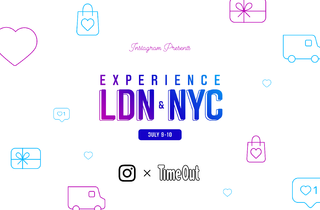 Instagram presents: Experience LDN & NYC with Time Out