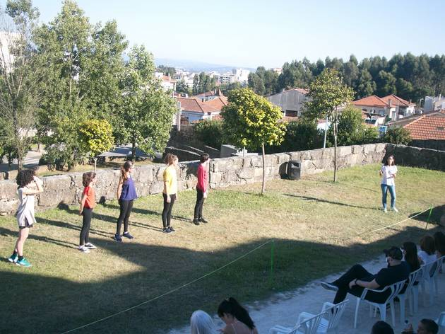 Fazer a Festa - Festival Internacional de Teatro para a Infância e Juventude