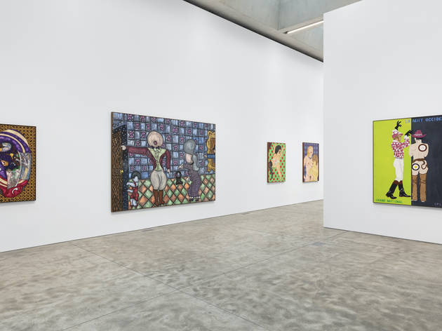 These major NYC art galleries are now welcoming visitors