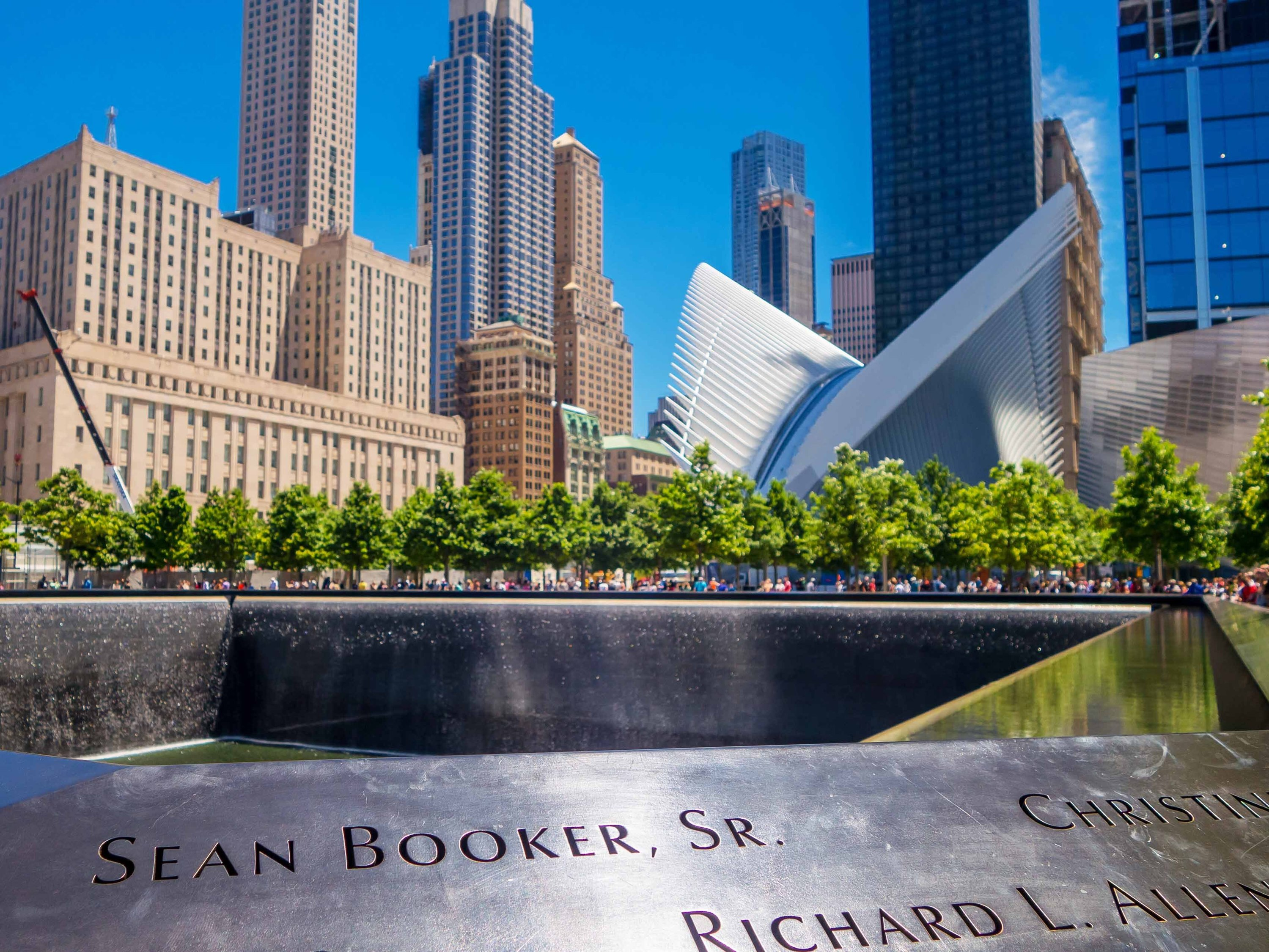 The 9/11 Memorial has reopened to the public
