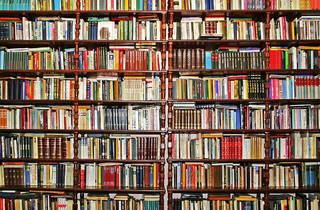 Librería, libros