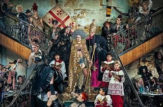 'Queens Coronation', Gerard O'Connor and Mark Wasiak, 2019