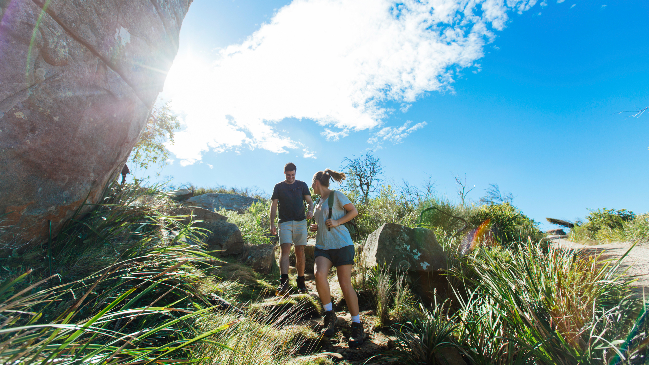 The best easy day hikes near Sydney