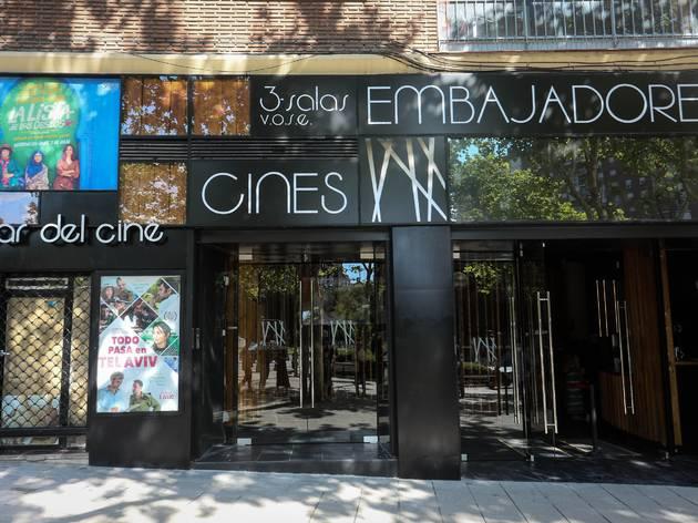¡Abre Cines Embajadores!