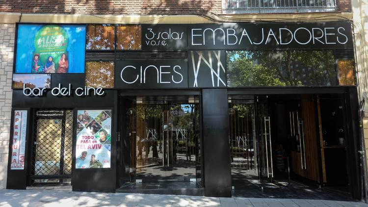 Cines Embajadores