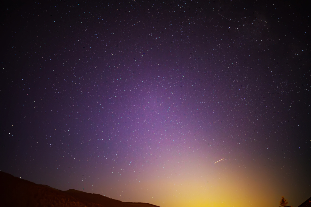 A 'very bright' comet will be visible this month