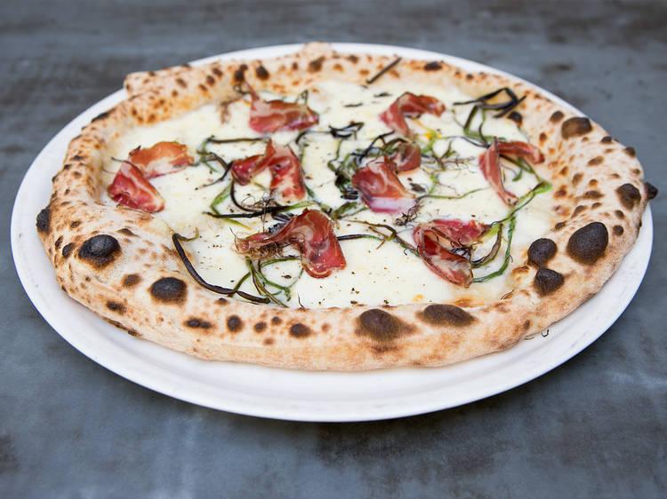 Dos pizzerías de Barcelona, entre las 50 mejores de Europa