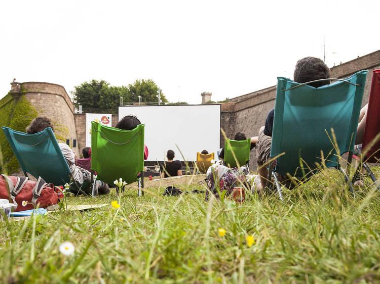 Cinema a la fresca a Barcelona: tota l'agenda