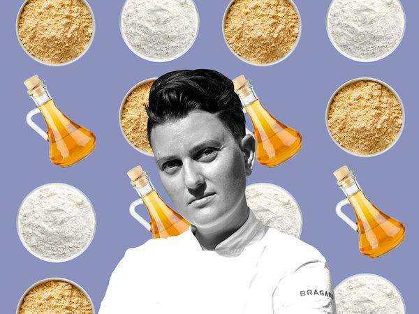 Three-Ingredient Recipe: Bettina Campolucci Bordi's chickpea omelette
