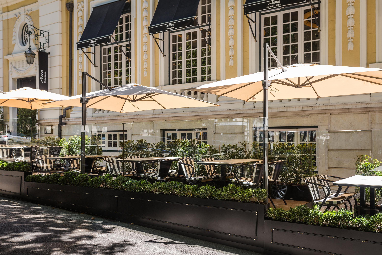 19 novas esplanadas em Lisboa para desconfinar e arejar