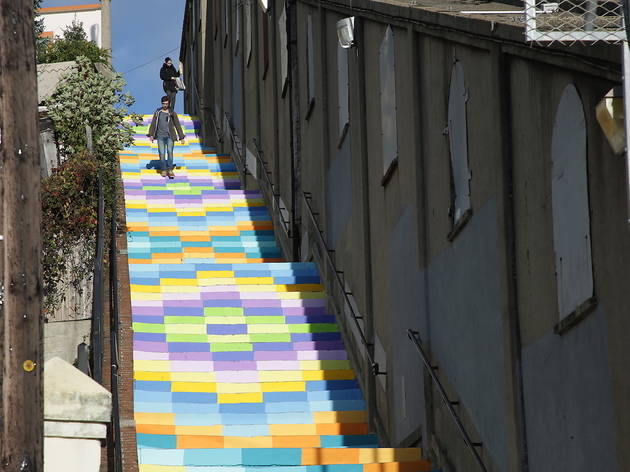 Escalier Montmorency