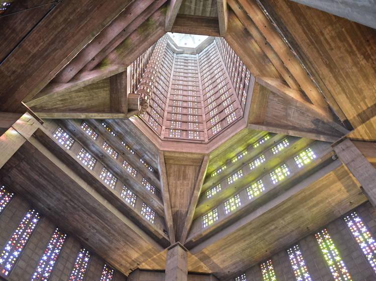 Restaurer sa foi en l'architecture à l'église Saint-Joseph
