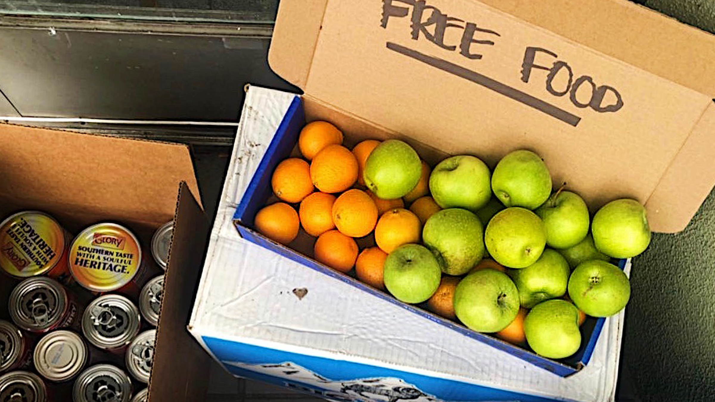 Communal pantries and fridges are sprouting up in L.A.