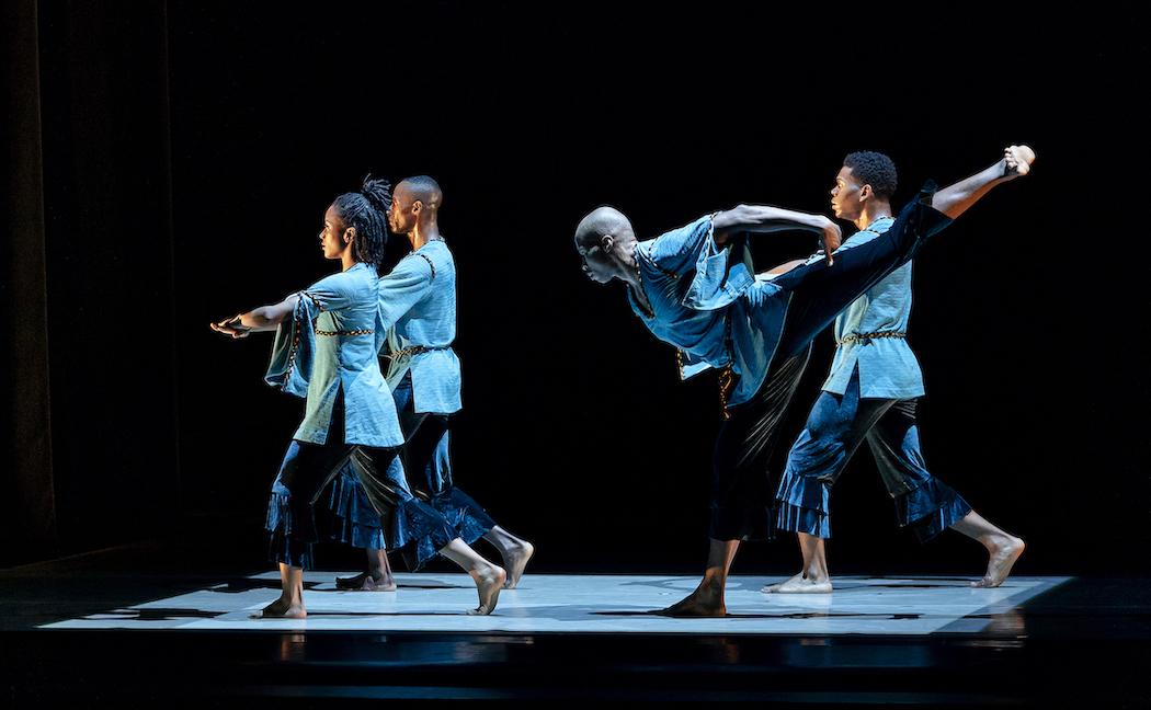 Alvin Ailey American Dance Theater: Juba