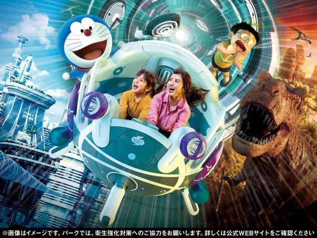 USJ Doraemon