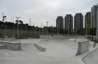 Po Kong Village Road Skatepark