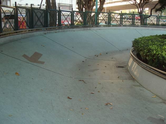 Morrison hill playground
