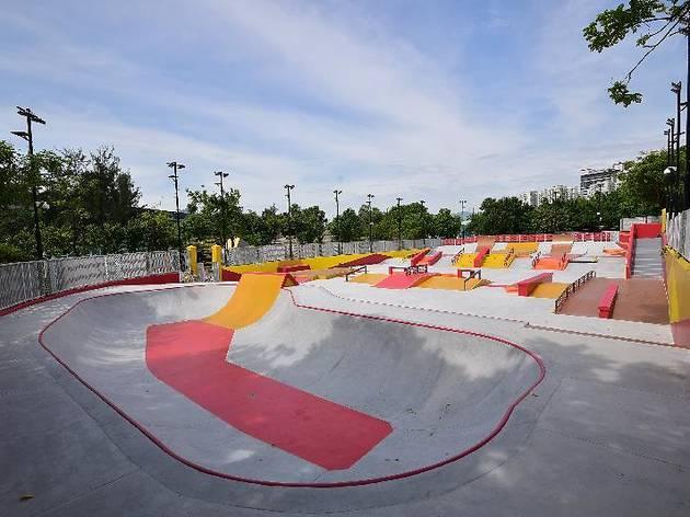 Lai Chi Kok Skatepark