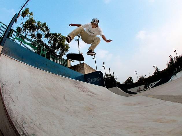Best skateparks in Hong Kong