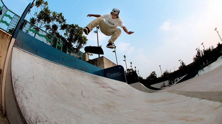 Hong Kong Skatepark