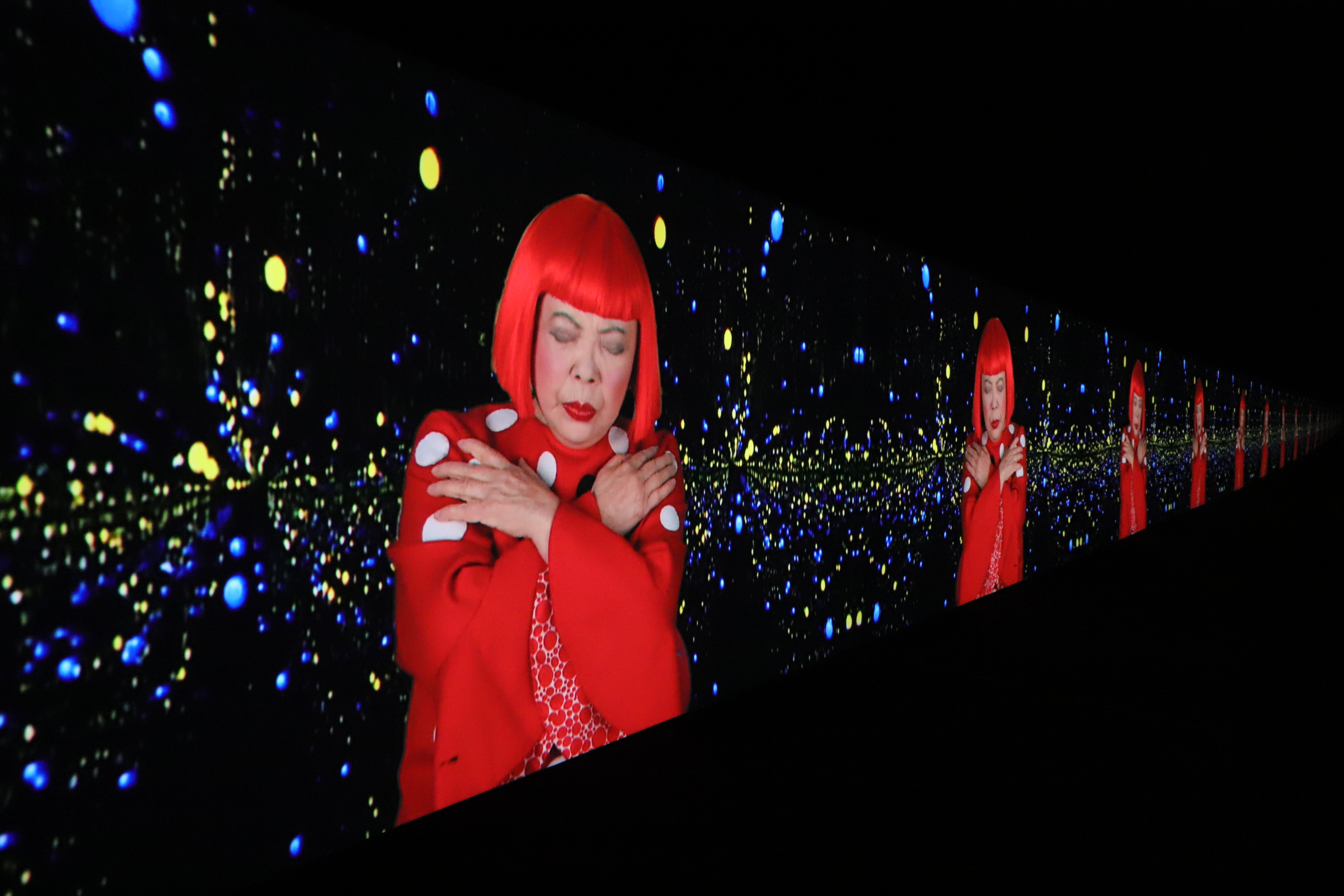 This new Yayoi Kusama exhibition will feature never-before-seen works of art