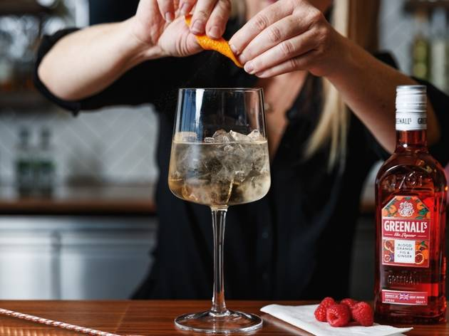 Luscious liqueurs for nippy weather