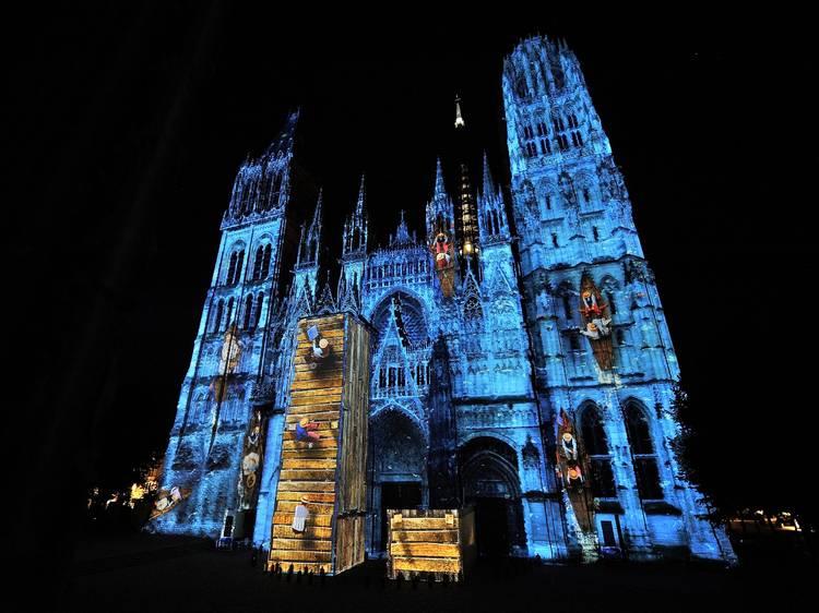 Redécouvrir la cathédrale de Monet
