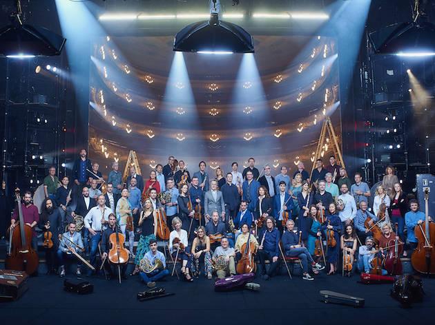 Orquestra del Gran Teatre del Liceu amb Josep Pons