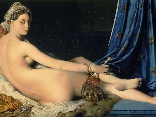 Photograph: Erich Lessing / Musée du Louvre Jean-Auguste-Dominique Ingres, 'Une odalisque', 1814