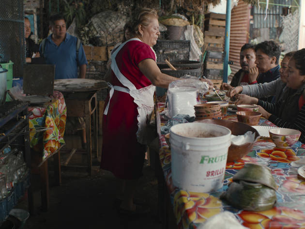STREET FOOD: Latin America - Oaxaca, Mexico.