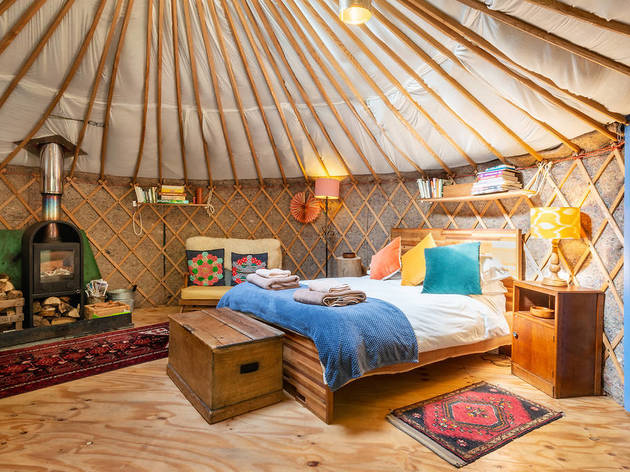 Bramblewood Yurt