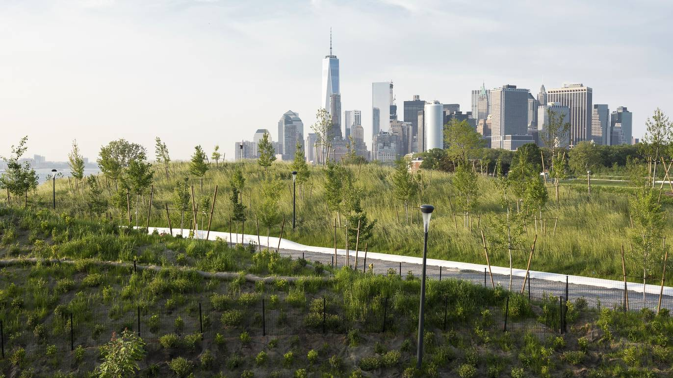 Governors Island is reopening to the public on July 15