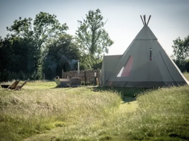 The Tipi, Warwickshire