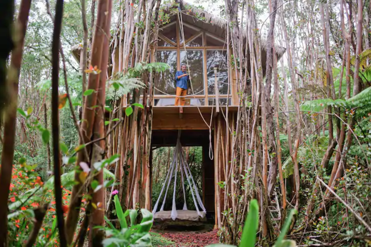 Most jaw-dropping secluded Airbnbs in the USA