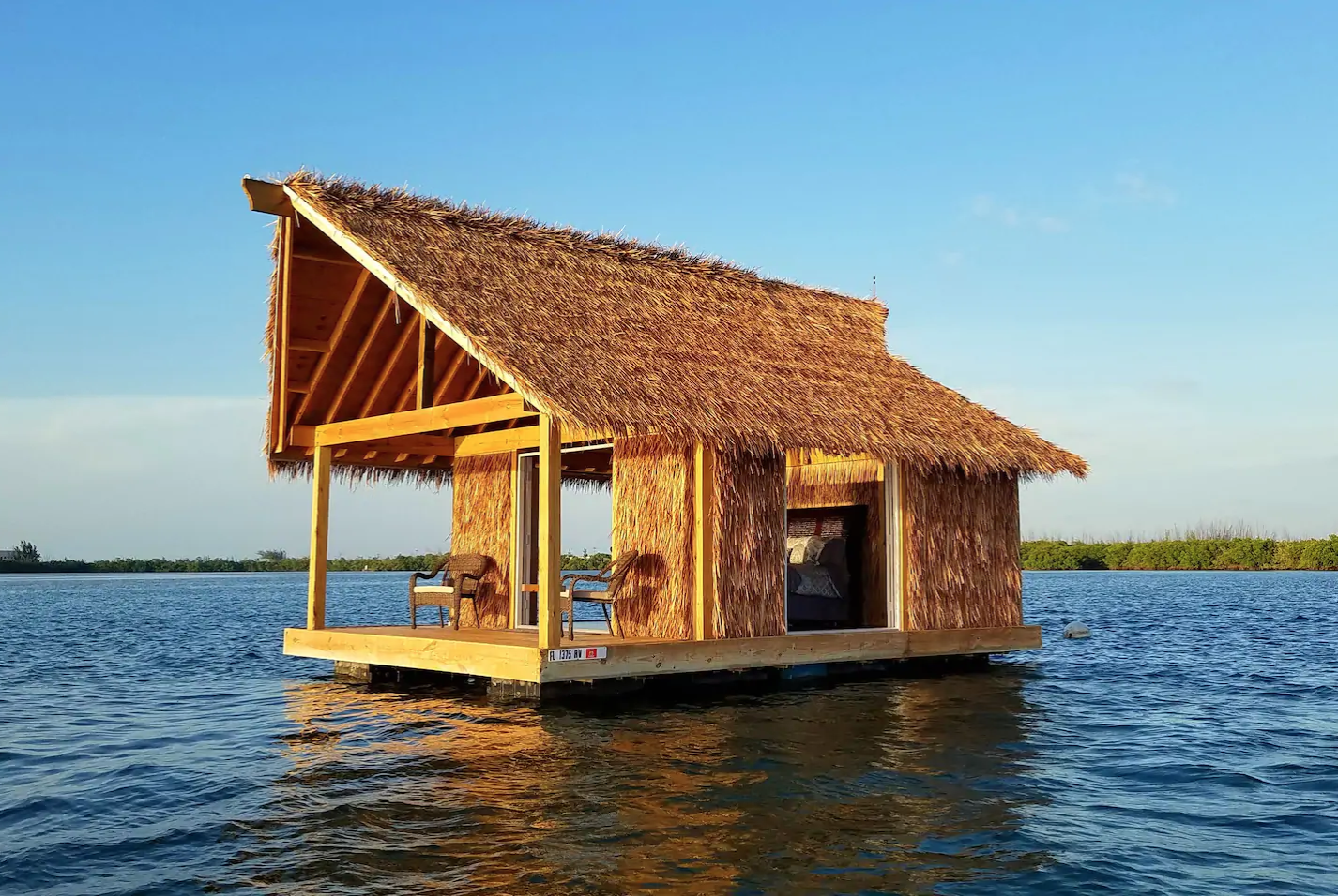 The most peaceful floating Airbnbs for vacationing on the water