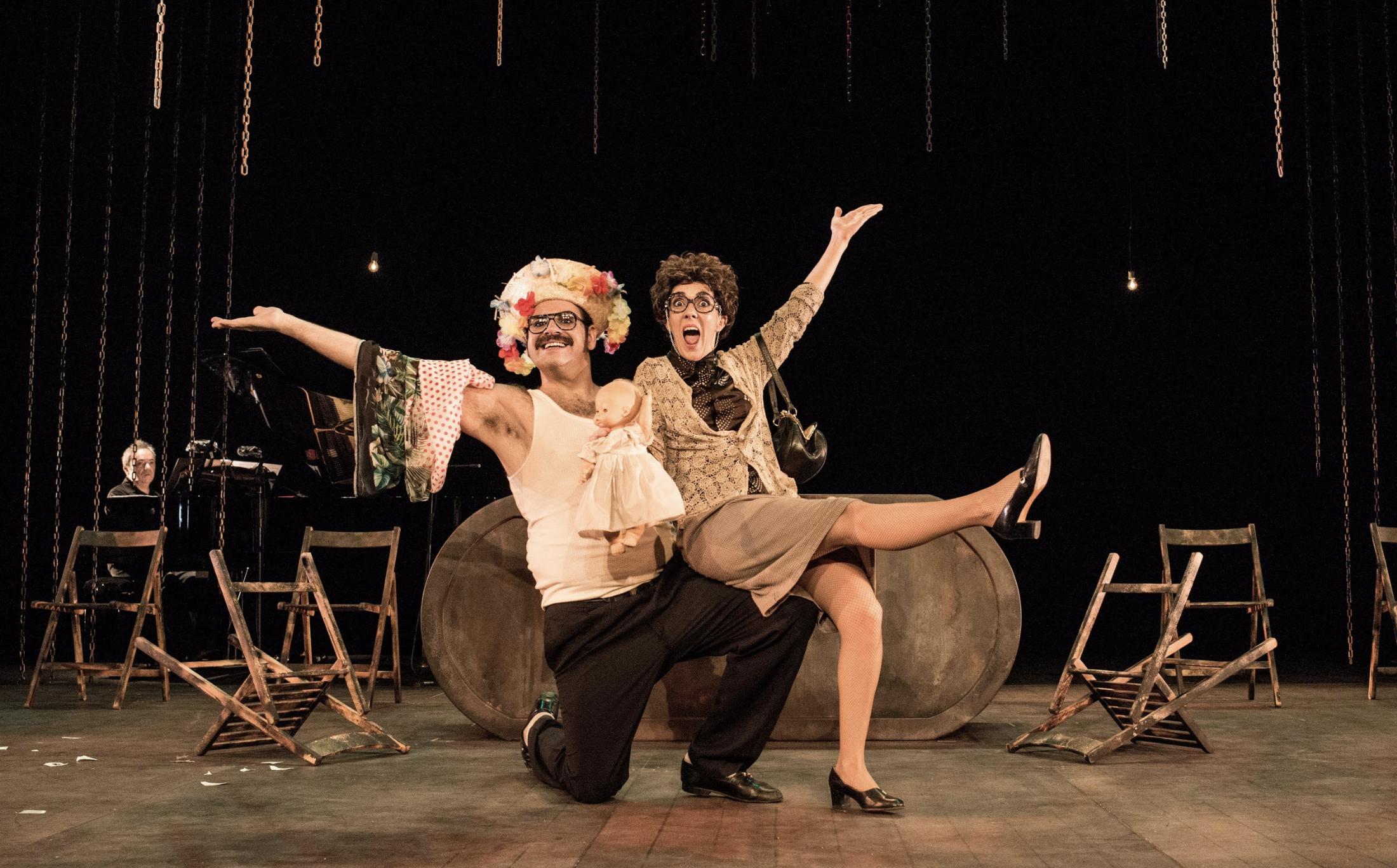 Vuelve el Teatro Español