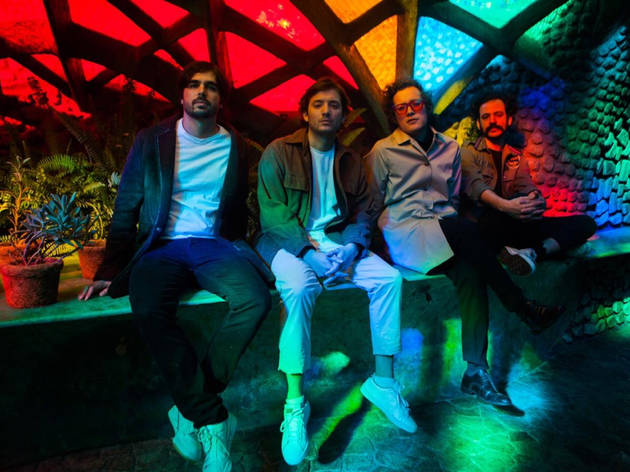 La banda de rock alternativo presenta su disco La Película del Sol a través de Tik Tok