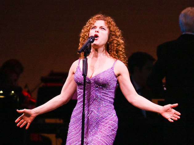 Bernadette Peters in concert (2009)