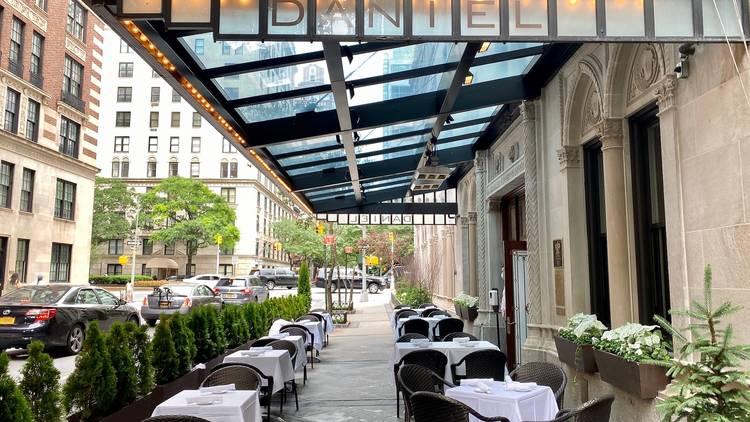 Daniel Boulud Kitchen on the Terrace