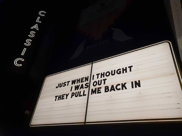 Melbourne cinemas have reacted to going back into lockdown