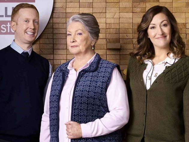 Rosehaven on ABC iView