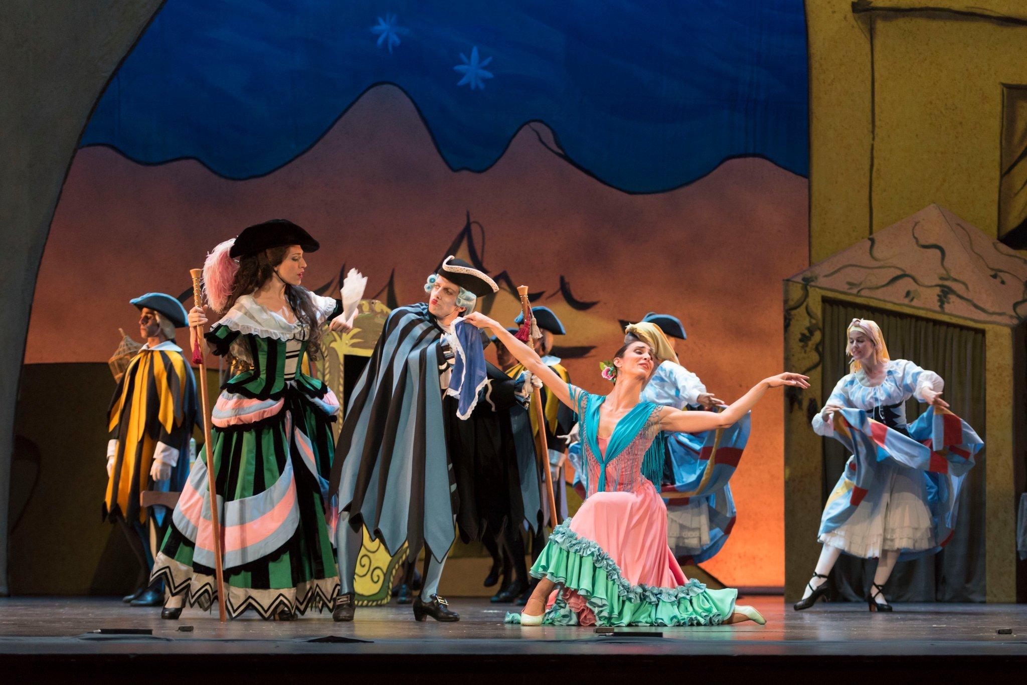 La obra más emblemática del Ballet Nacional de España, gratis en Youtube