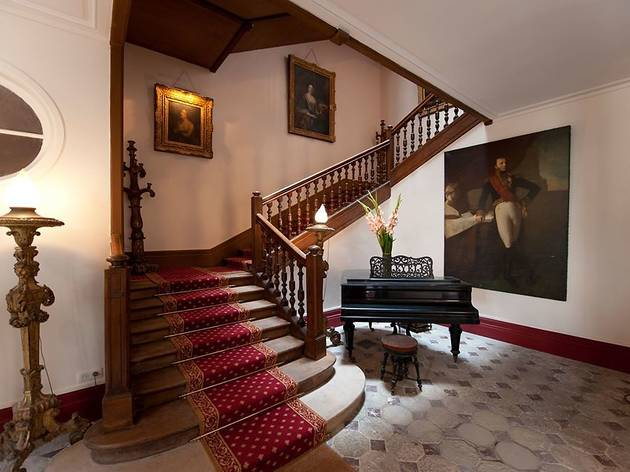 Hôtel Kergorlay Langsdorff