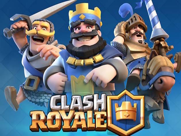 'Clash Royale'